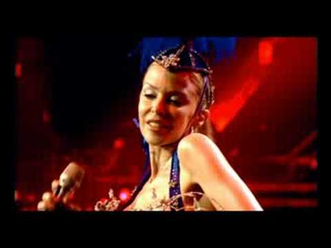 Kylie Minogue - On A Night Like This (Showgirl)