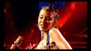 Kylie Minogue On A Night Like This Showgirl