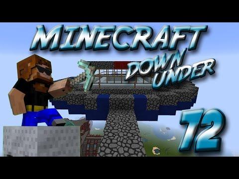 Minecraft Down Under Episode 72 - Start of the Bob Mob Farm