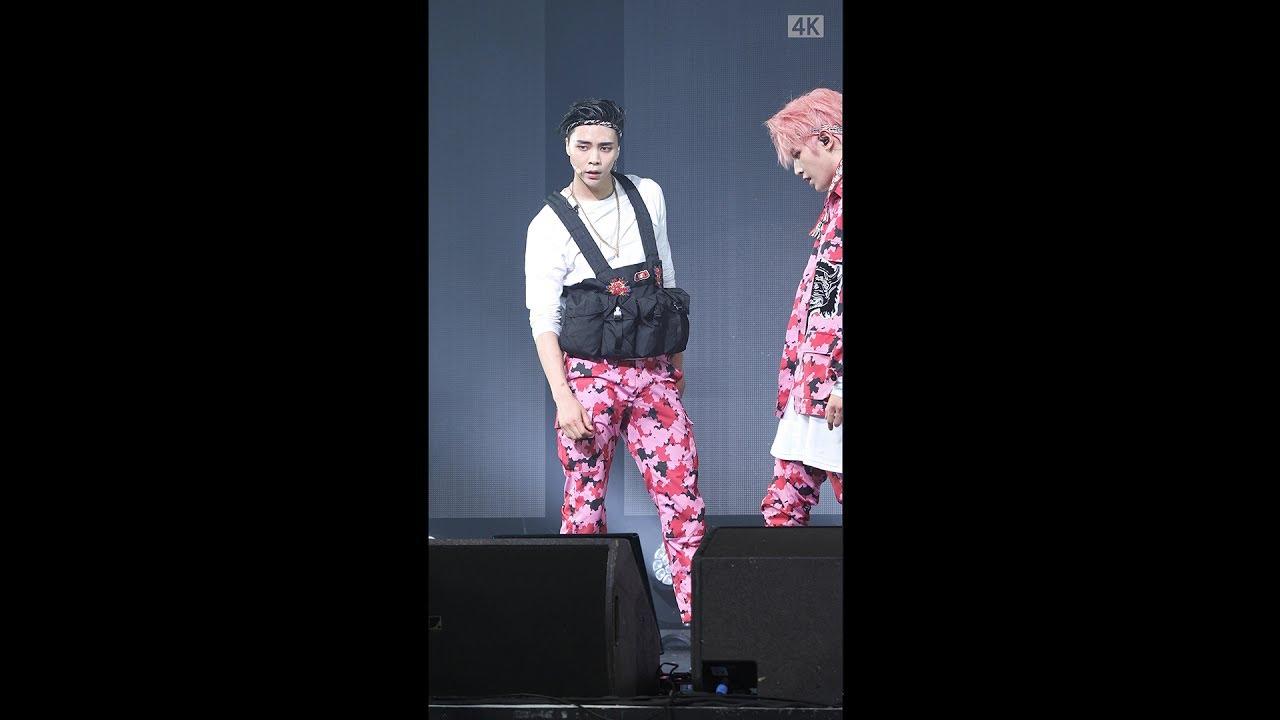 [#4Ket] NCT 127_Cherry Bomb #JOHNNY
