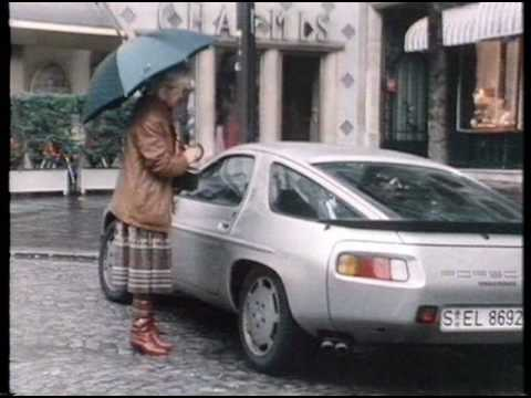 Porsche 928 early days