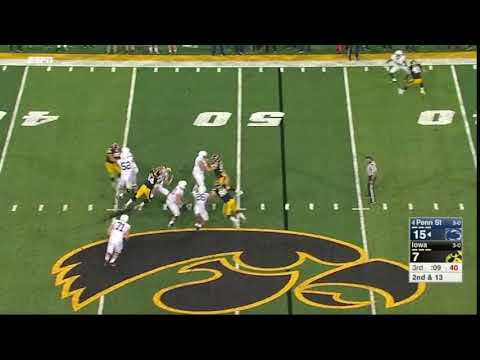 AJE hit, Jewell fumble recovery