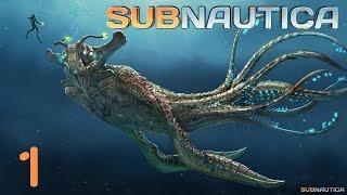 בואו נשחק - Subnautica - חלק 1