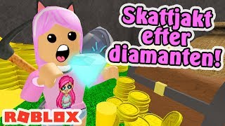 Looking for Treasures! 💎 Roblox English