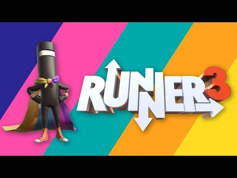 RAINBOW BOOTY RETURNS! - Runner 3