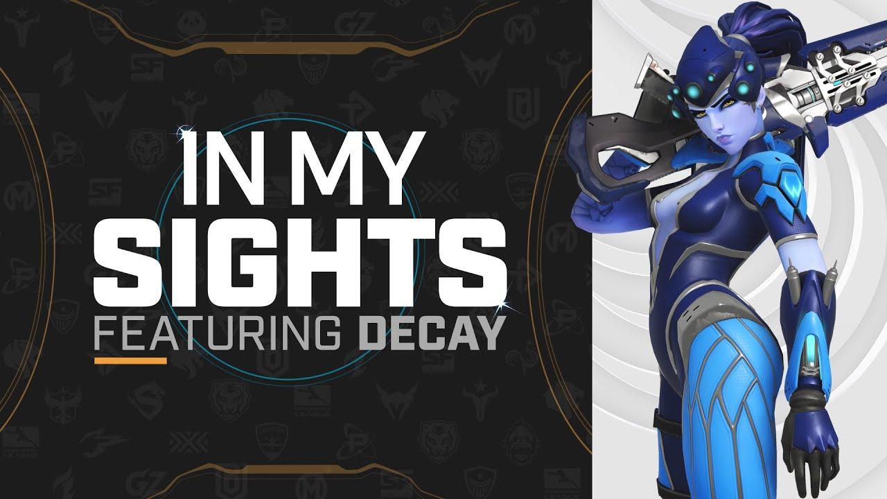 Download One of the GREATEST Widowmaker Performances in OWL History?! | In My Sights #12: Decay's Widowmaker