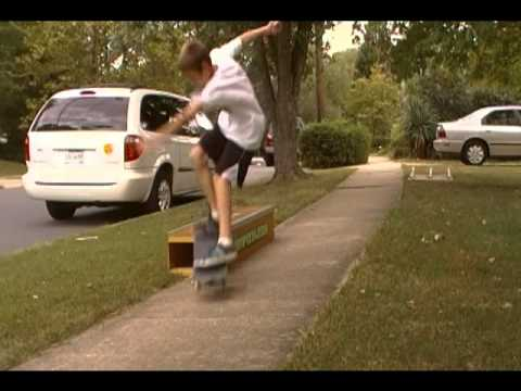 Ramptech box skateboarding