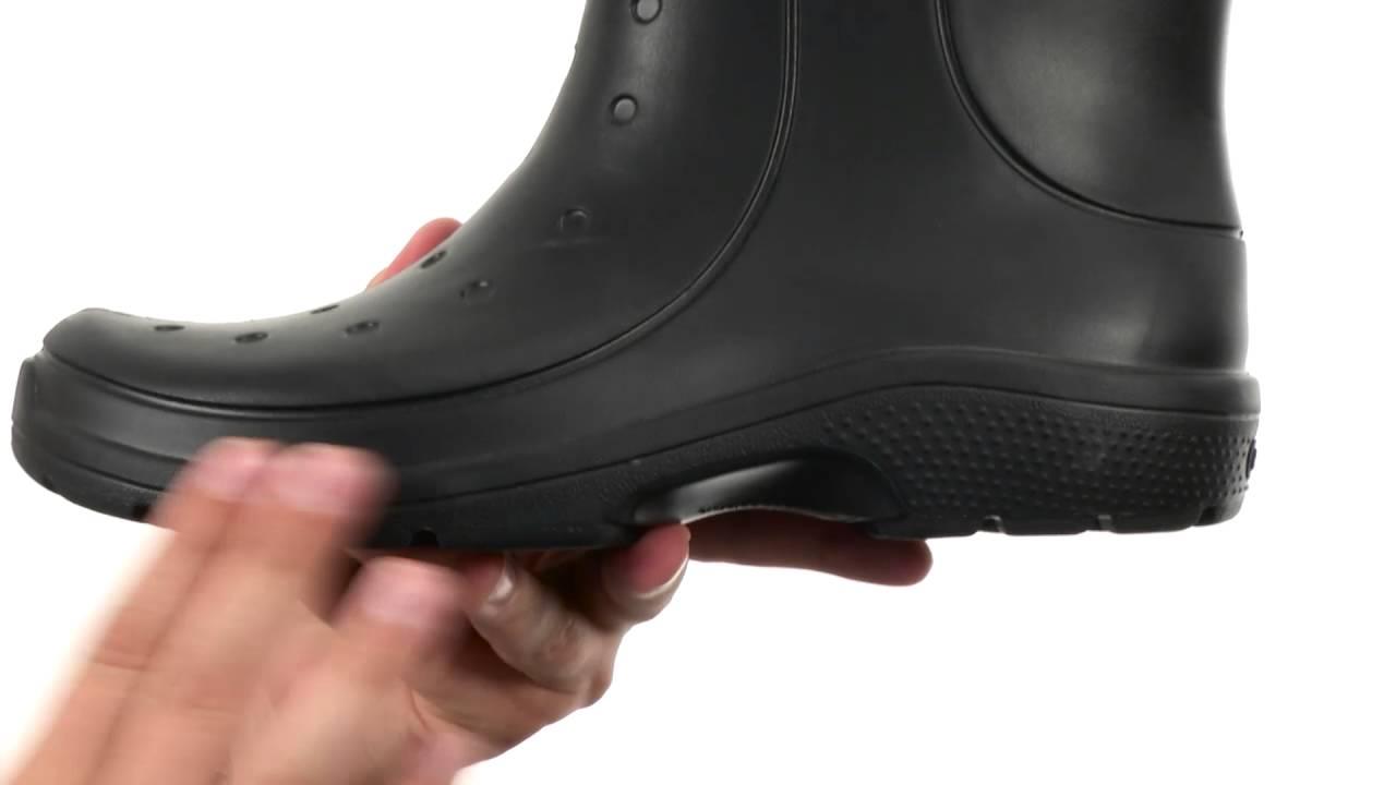 Crocs RainFloe Tall Boot  8726780 Navy GAQHNXU