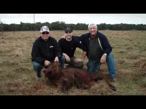 Jeff, George, Marcel.....Wild Boar 2010, Florida State.