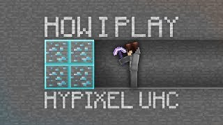 How I Play Hypixel UHC (Pack Release)