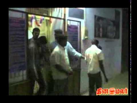 Vigilance officials arrest 3 brokers in Madurai R T O Office-DINAMALAR