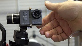 Action Cam Mini Gimbal Review - The Feiyu Tech WG