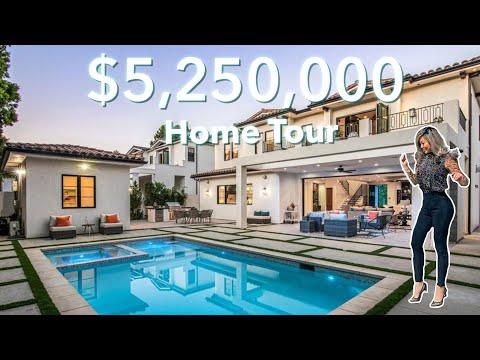 ELEGANT $5,250,000 HOME | Los Angeles