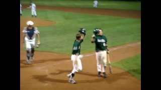 Derrick Whitney 2 Home Runs at Gates Field