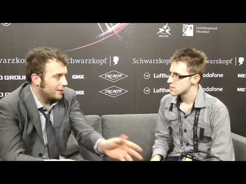Interview with Raphael Gualazzi (Italy)
