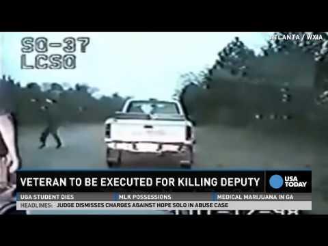 Vietnam veteran executed in death of deputy