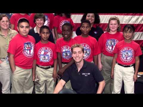 Jami Lupold, Pearl Hall Elementary, South Houston, Texas 2015 GRAMMY Music Educator Award Video 2