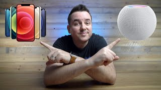 iPhone 12 & HomePod Mini are here!!!