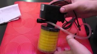 Внутрішній фільтр для акваріума - JEBO.