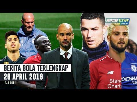 Zidane lepas Asensio Demi Mane -  Ronaldo Senang Pep KE juve - Chelsea & Liverpool Bersaing Insigne