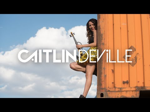 Particula (Major Lazer & DJ Maphorisa) - Electric Violin Cover | Caitlin De Ville