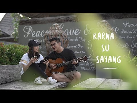 karna-su-sayang---near-feat-dian-sorowea-cover