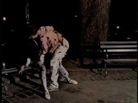 Thriller 1990 karaoke video