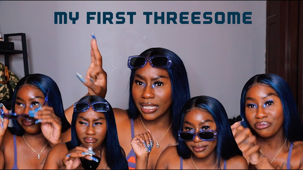 STORYTIME | MY FIRST THREESOME!? - YouTube