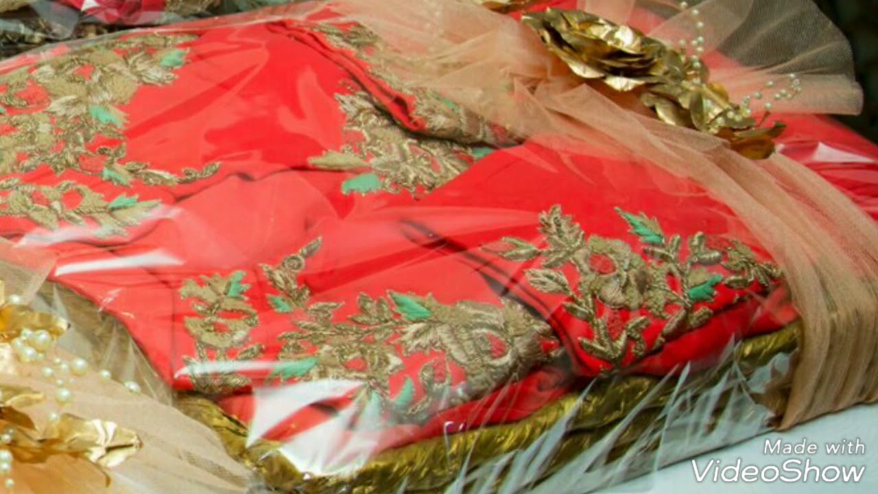 Wedding Gift Packing Ideas Unique And Beautiful Gift Packing Dress