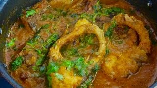 Fish Curry || Bengali style fish curry || Catla fish curry || Fish Curry with Mustard paste ||