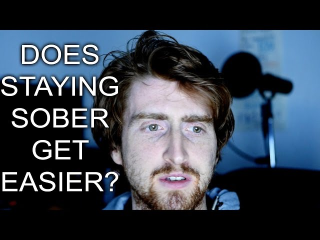 Does Staying Sober Get Easier Over Time? - Recovery From Addiction & Alcoholism