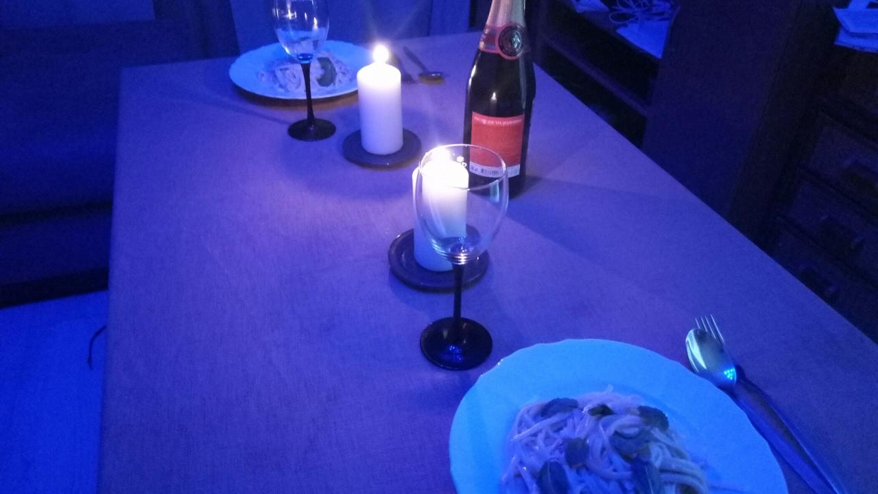 Как сделать ЭТО или приятный ужин для двоих без клофелина - YouTube