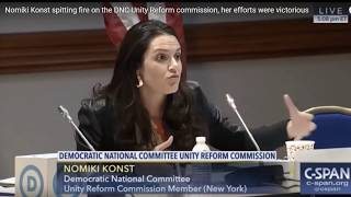 Nomiki Konst of TYT Goes Ballistic Over DNC's Secret Budget - Nearly Billion to 5 Consultants