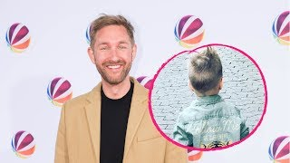 Daniel Boschmann ganz vernarrt in kleinen Obst-Esser Alessio - Aktuelle Nachrichten