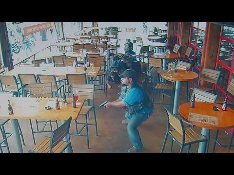 Nuevo video del fatal enfrentamiento en Waco, Texas