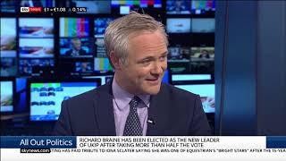 UKIP Leader Richard Braine full sky news interview