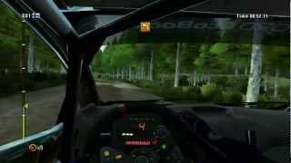 WRC 3 FIA World Rally Championship Gameplay (PC) In Car Camera - Full HD 1080p GT 650M Asus N76VZ