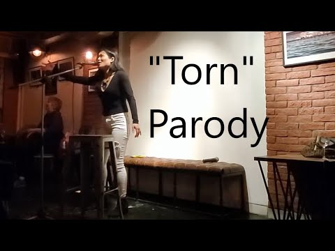 [ORIGINAL VIDEO] Torn - Natalie Imbruglia (#Coronavirus Parody)