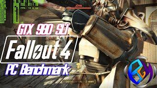 Fallout 4 PC Benchmark (GTX 980 SLI)(Ultra Settings)