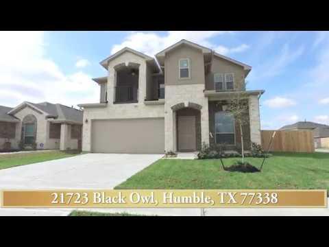 21723 Black Owl, Humble, TX 77338