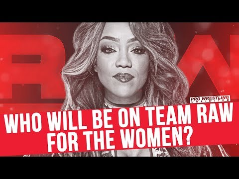 Who Will Be On Team RAW For The Women?