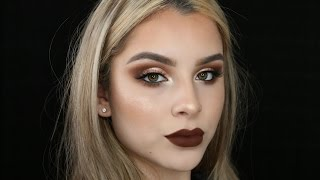 Brown Lips Tutorial | Aidette Cancino