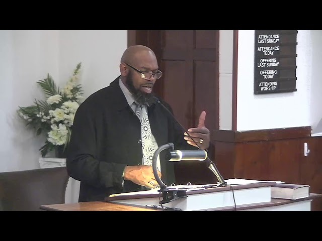 03-24-2021 - Hour Of Power Bible Study with Pastor Kevin T. Daniels, Sr.