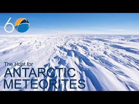 Science in 60 - The Hunt for Antarctic Meteorites