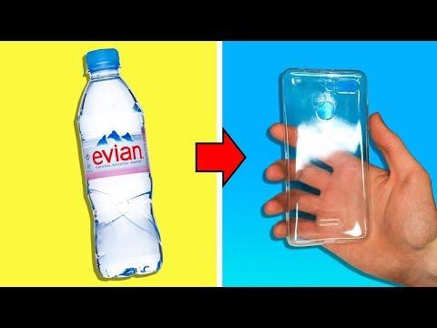 Как сделать чехол для телефона своими руками в домашних условиях видео