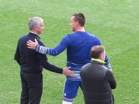 Chelsea 4-0 United - Pre Match, goals and fan reactions - Mourinho return, Matthew Harding tribute