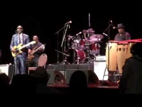 Clarence Carter, Strokin'  - Live in Louisville