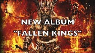 Album Trailer #1: WIZARD - Fallen Kings