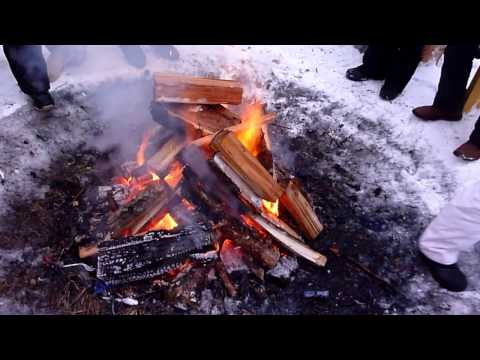 SMS Frankfurt Group Travel - Bon Fire & BBQ in Siberia - Adventure Tours in Russia #visitRussia