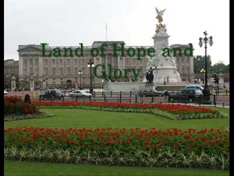 Land of Hope and Glory *with lyrics*